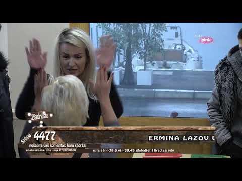 ZADRUGA 3 IZBACIVANJE UŽIVO: Nominovani su Ermina i Milica, a ispala je…
