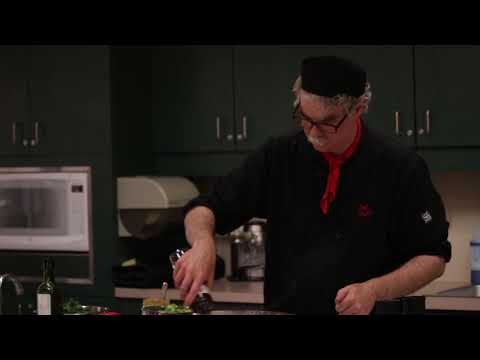 Chef Duff Cooking Classes 2018 Promo
