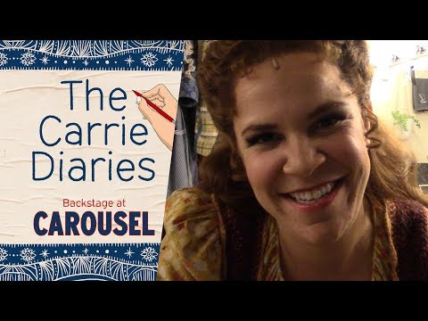 Episode 8: The Carrie Diaries: Backstage at CAROUSEL with Lindsay Mendez