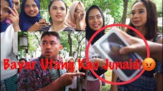 Video Pria Ini Marahin Junaidi Karo Karo Gara Gara Utang | Chalange Iphone X Max 23 Juta MP3, 3GP, MP4, WEBM, AVI, FLV Desember 2018