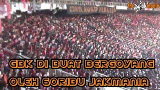 Video Atmosfir 60ribu Jakmania Bikin stadion goyang (tonton sampe habis) MP3, 3GP, MP4, WEBM, AVI, FLV Maret 2019