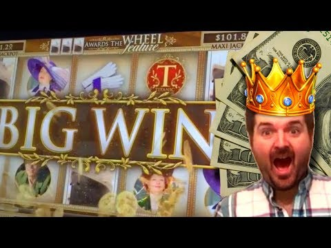 LIVE PLAY on Titanic Slot Machine with Bonuses and Big Wins – Part 1