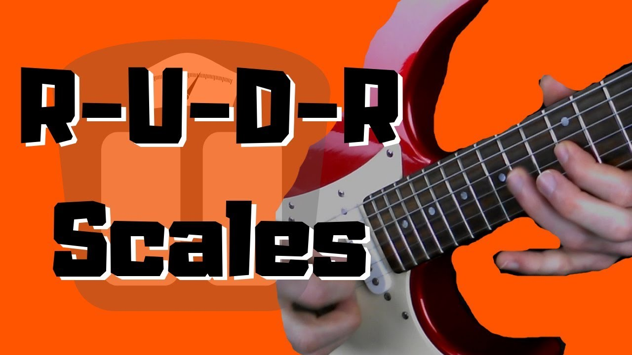 A Better Way to Practice Scales on Your Guitar