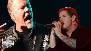 Video 10 Bands Going Off Onstage (Metallica, Disturbed, Foo Fighters, and More) | Rock Feed MP3, 3GP, MP4, WEBM, AVI, FLV Agustus 2018