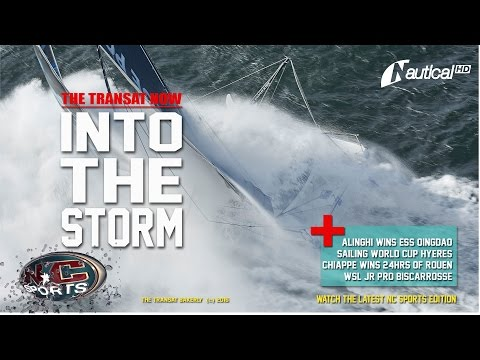 NC Sports  6 May| The Transat, Alinghi wins Qingdao, World Cup Hyéres, WSL Jr Pro Biscarrosse