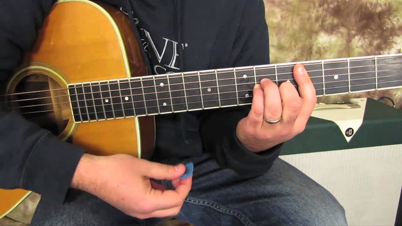 The Band – The Weight – Acoustic Guitar Songs – Barre Chords Lesson