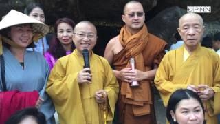 Hành hương Phật tích- Hang thất 3 vị đại đệ tử Đức Phật - TT. Thích Nhật Từ