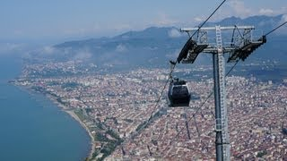 Ordu Turkey  city photo : LEITNER ropeways in Ordu - Turkey