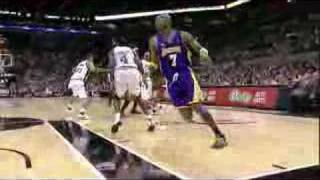 Kwame's Best Play as a Laker