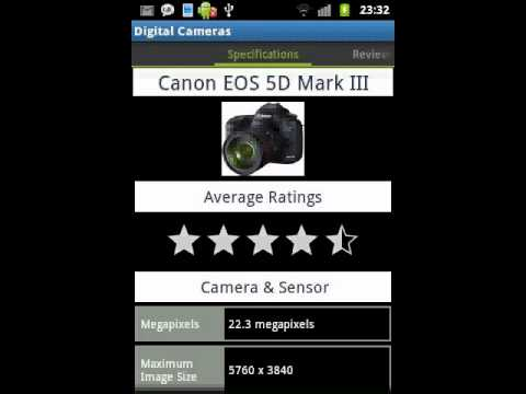 Video of Digital Cameras