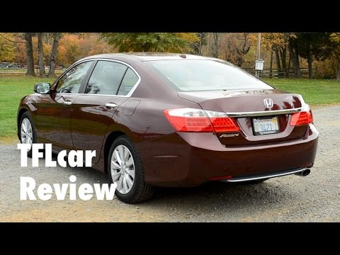 2015 Honda Accord EXL Review: A Solid, Sorted, Smooth Sedan