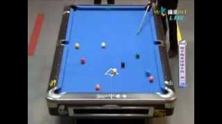 Chang Jung-Lin (張榮麟) Breaks And Runs Out 9 Racks