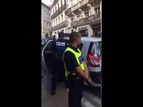 Tranche de vie à Montpellier [Vidéo]