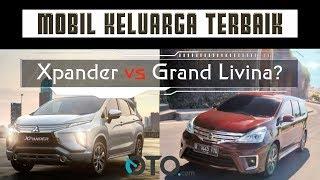 Video Mobil Keluarga Terbaik  Xpander atau Grand Livina? I OTO.com MP3, 3GP, MP4, WEBM, AVI, FLV Oktober 2017