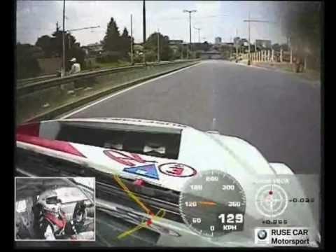 Grand Prix Ruse - Росен Даскалов On Board