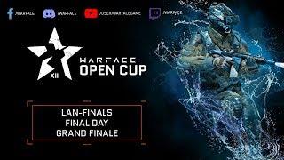 Video Warface Open Cup Season XII LAN Finals - Final Day MP3, 3GP, MP4, WEBM, AVI, FLV Juli 2018