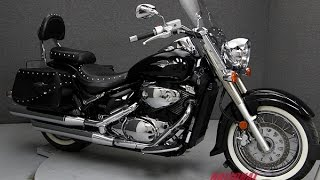 8. 2008  SUZUKI  C50T BOULEVARD 800 TOURER  - National Powersports Distributors