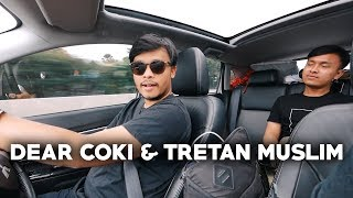Video DEAR COKI PARDEDE & TRETAN MUSLIM #GOLONGANKAMI  | #MasArindJurnal Episode 180 MP3, 3GP, MP4, WEBM, AVI, FLV November 2018