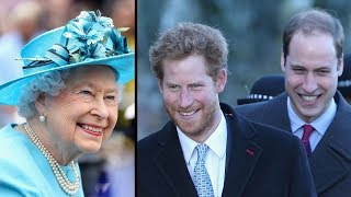 Video After The Queen Asked For Help With Her Phone, William And Harry P.u.l.led Off An Epic Pra-nk MP3, 3GP, MP4, WEBM, AVI, FLV Maret 2019