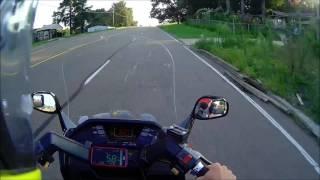 10. Honda Helix GPS speed VERIFIED!  - 1 MPH off