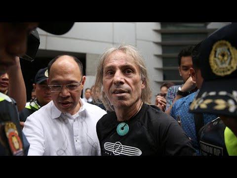 Φιλιππίνες: Ο Γάλλος «Σπάιντερμαν» ξαναχτύπησε!