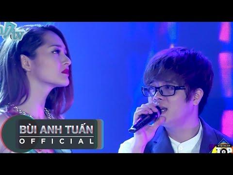Con Tim Dại Khờ - Bùi Anh Tuấn ft. Bảo Anh | Live Vietnam Top Hits - Thời lượng: 4:12.
