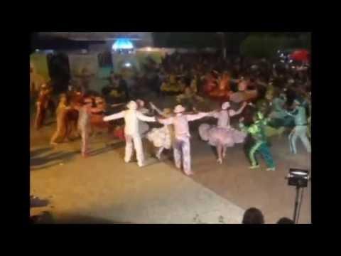 Quadrilha Canto do Sabiá 2011 - Aurora-CE