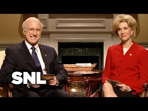 Happy Valentine's Day from The Cheney Family - SNL