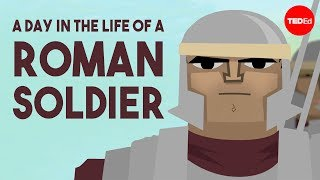 Video A day in the life of a Roman soldier - Robert Garland MP3, 3GP, MP4, WEBM, AVI, FLV Januari 2019