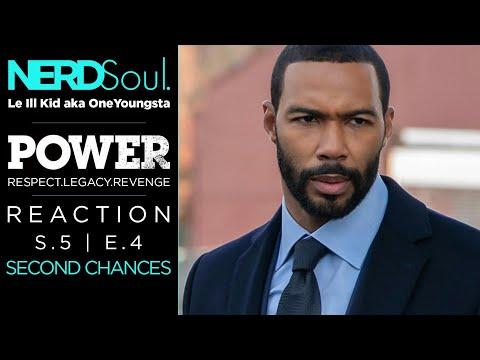 Starz Power Reaction & Review of Season 5 Episode 4: Second Chances | NERDSoul