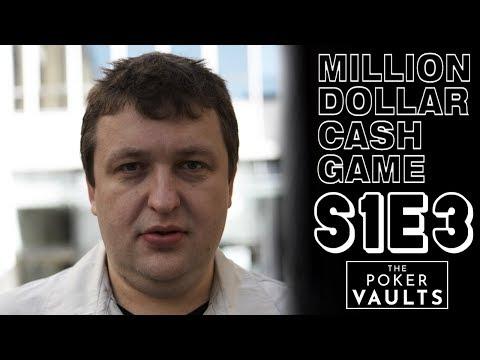 Million Dollar Cash Game S1E3 FULL EPISODE Poker Show