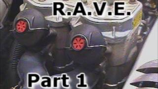 9. Cleaning R.A.V.E. Valves 2000 MXZ 700: PART 1