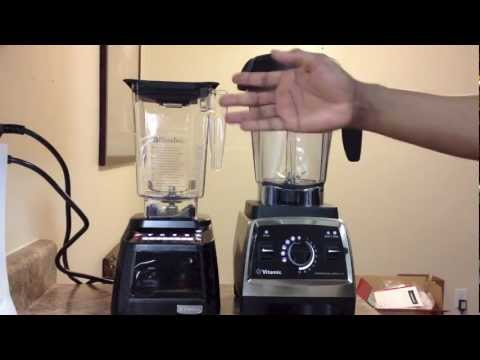 blendtec - An honest showdown between the 2 best consumer power blenders on the market today. Both the Vitamix Professional Series 750 and the Blendtec Total Blender De...