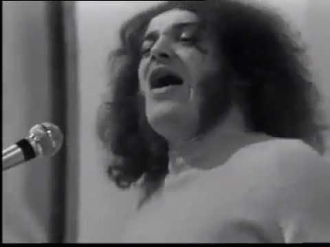 Joe Cocker - She Came in Through the Bathroom Window (French TV Performance, 1969)