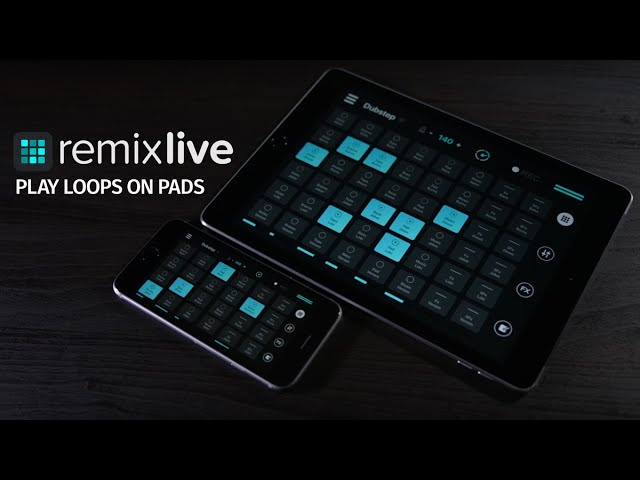 Remixlive - Introduction