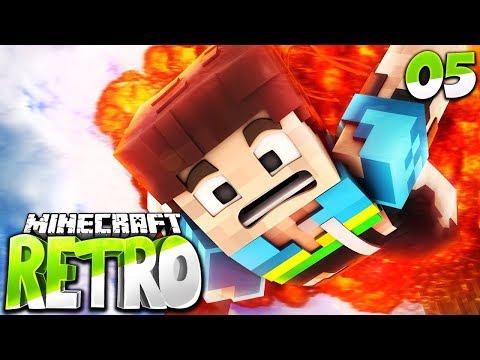 RETTUNG + DIE SUBSTANZ BRAUEREI • Minecraft RETRO #05 | S3 | Minecraft Roleplay Deutsch (видео)