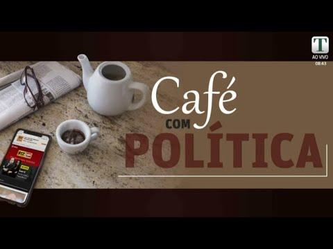 Café com Política recebe o deputado estadual João Leite do PSDB