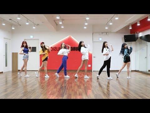 GFRIEND (여자친구) - 여름여름해 (Sunny Summer) Dance Practice (Mirrored) - Thời lượng: 3 phút, 20 giây.