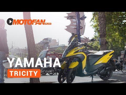 Vídeos de la Yamaha Tricity