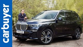 BMW X7 SUV 2019 in-depth review - Carbuyer by Carbuyer