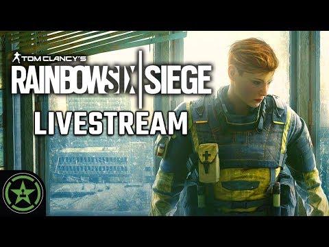 Achievement Hunter Live Stream - Rainbow Six: Siege - Operation Chimera