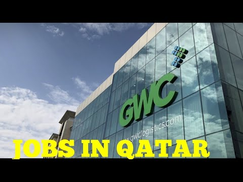 Jobs in qatar ll GWC II Shipping and logistic
