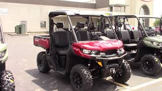 10. 2019 Can-Am DEFENDER XT HD10 - New Side x Side For Sale - Burbank, Ohio