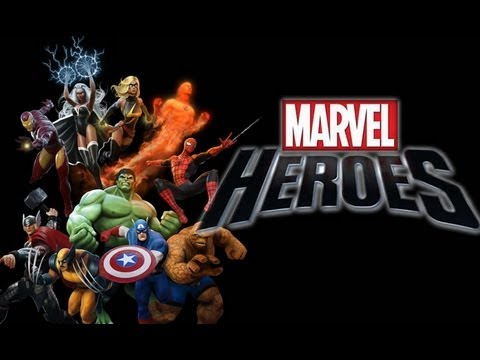 Video 1 de Marvel Heroes: Marvel Heroes gameplay parte I