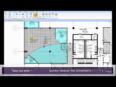 Flooring Takeoff Measure Estimating Software FEP Pro by Fujisoft Technology Canada