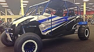 7. 2014 Can Am Maverick Max