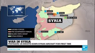 Subscribe to France 24 now: http://f24.my/youtubeEN FRANCE 24 live news stream: all the latest news 24/7 http://f24.my/YTliveEN Syria: Why the sudden ...