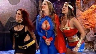 A Que Te Ríes - Heroínas Sexys Y Batman!