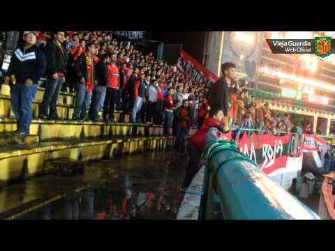 D. Cuenca 1 vs El Nacional 0 - Vamos Cuenca vamos a ganar - Cronica Roja - Deportivo Cuenca