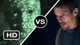 Paranormal Activity 4 Vs. Sinister - Which Horror Movie Are You Going To See? Movie HD